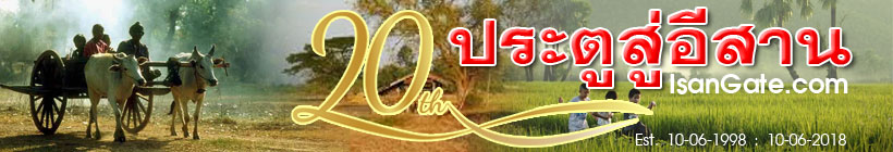20th Anniversary IsanGate.com