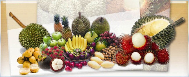 fruits isan